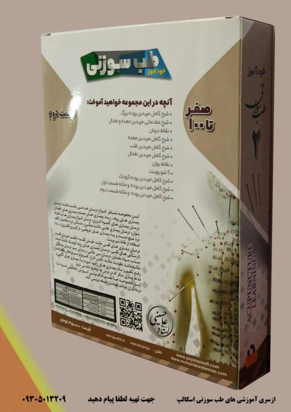 دوره جامع آموزش طب سوزنی از صفر تا صد پارت 2-مدرس استاد علی حسینی