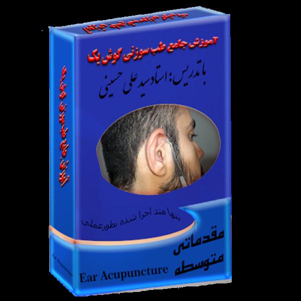 آموزش طب سوزنی جامع گوش پارت دوم